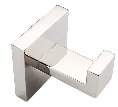 bathroom single robe hook