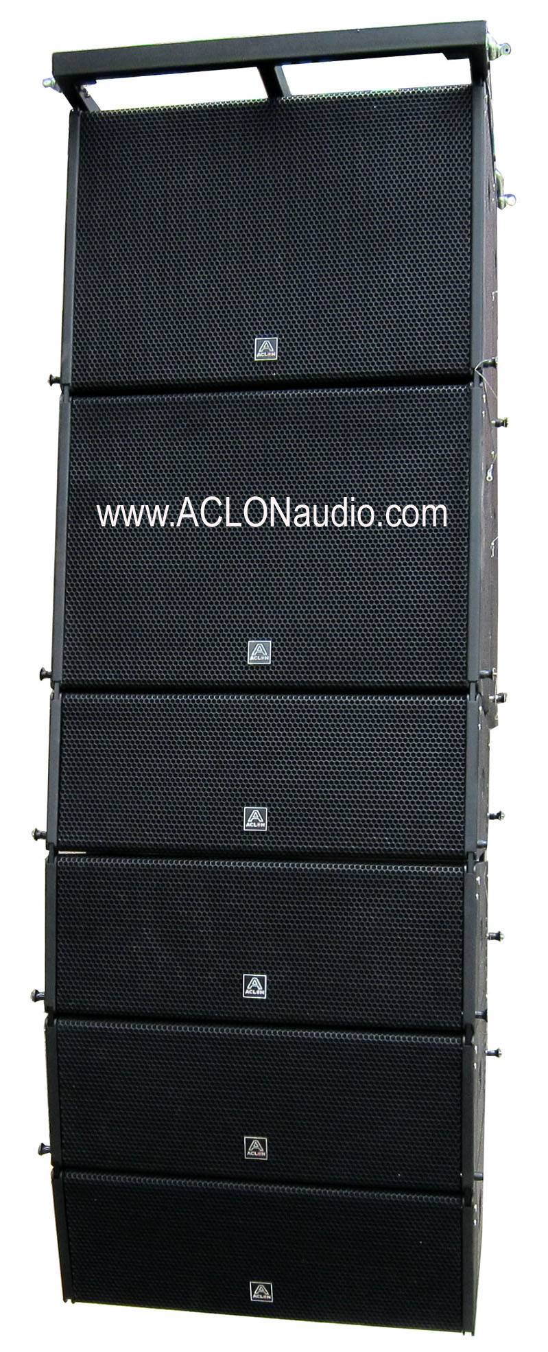 High Reliability Compact DSP Active Line Array (LAT208A)