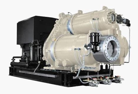 Ingersoll-Rand Centrifugal Air Compressor (6000-30, 000 cfm)