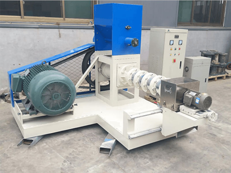 Dry Fish Feed Pellet Machine