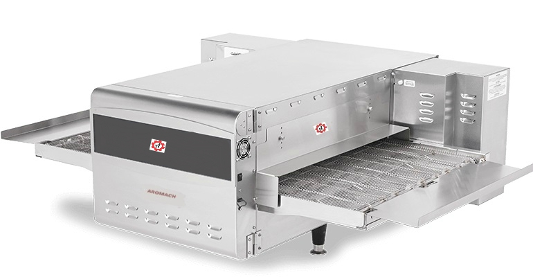 Conveyor oven electric