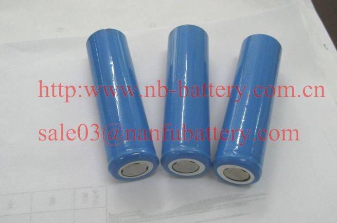 18650 li-ion battery 2300MAH