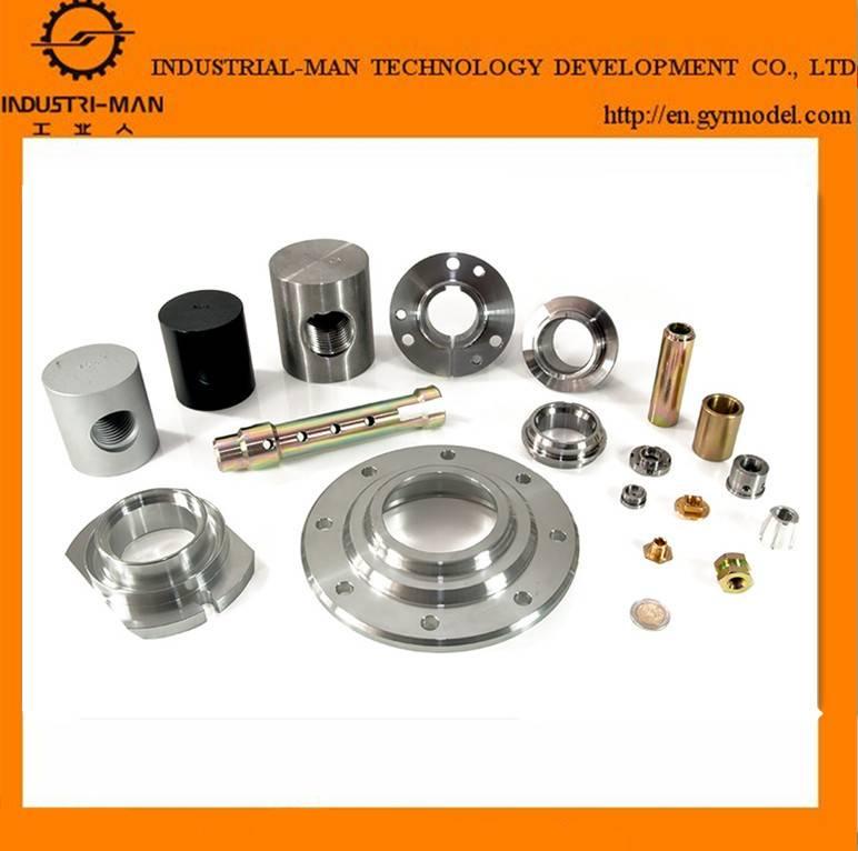 Anodizing or Electroplated CNC aluminum rapid prototype
