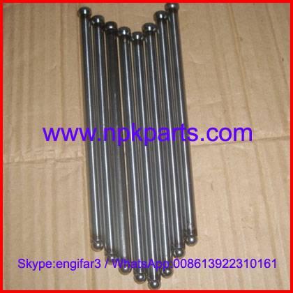 Yanmar 4TNE88 engine parts rod push 129150-14400