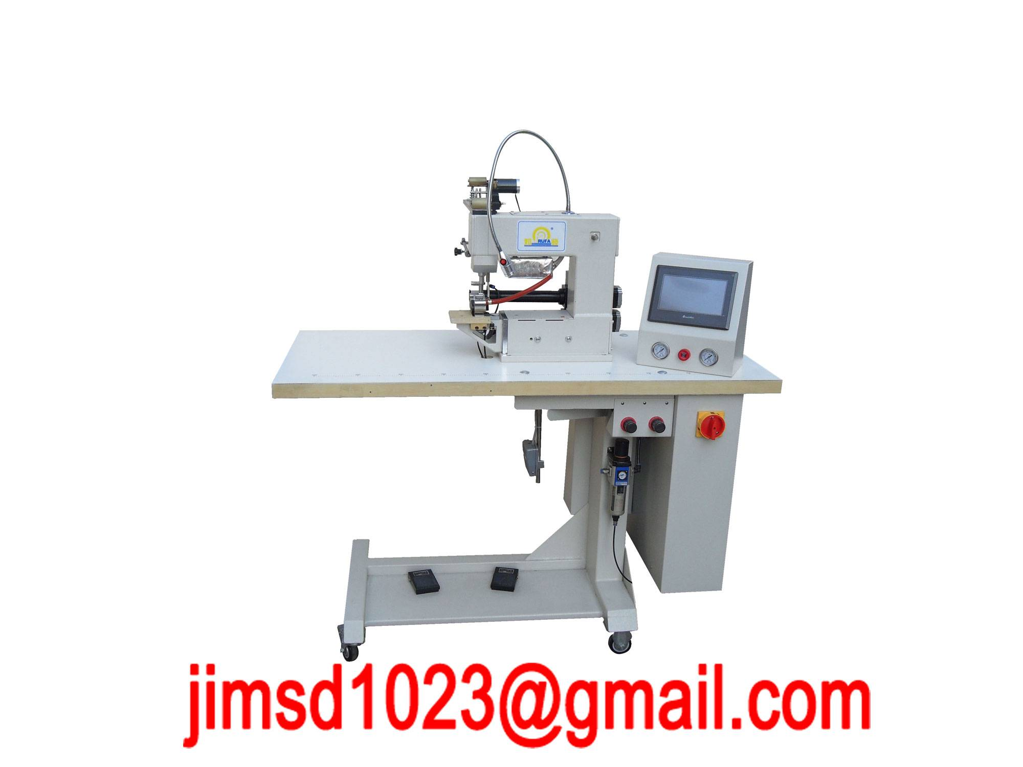 RF-101 Sew free bonding machine
