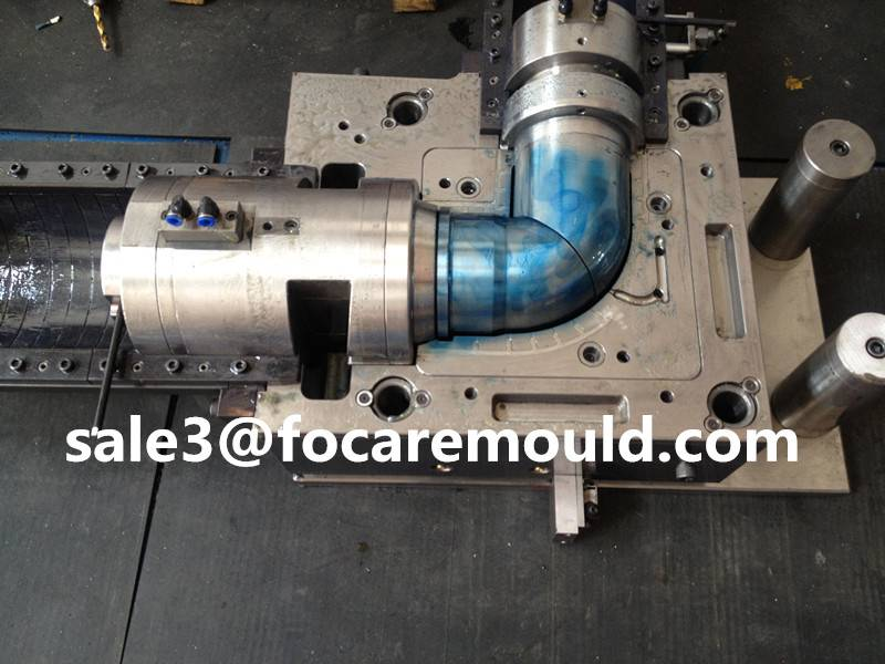 Huangyan leading fitting mould maker PVC fitting mould supply
