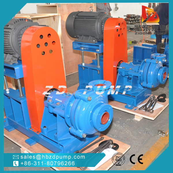 copper mine slurry pump centrifugal mining pump