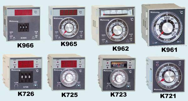 K series Temperature Controller