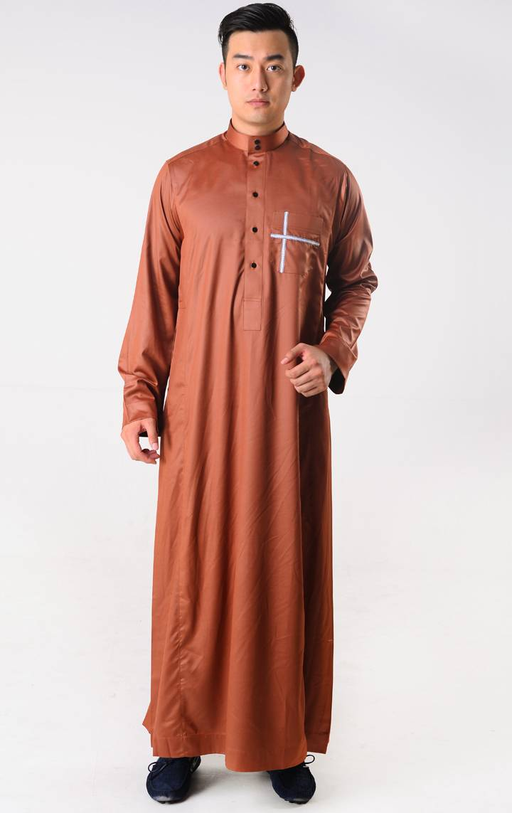 Qatari Thobe for Men