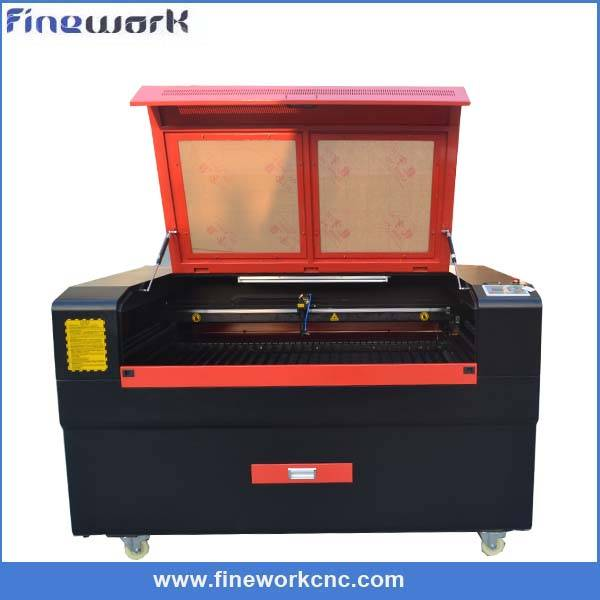 acrylic wood artcarft co2 laser engraving machine