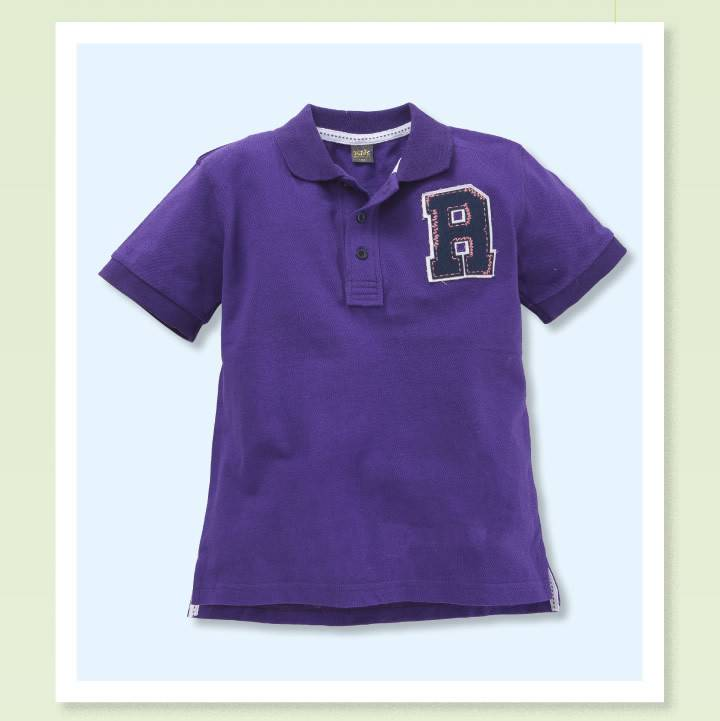 Wholesale Boy's brand new polo shirts summer clothing in stock