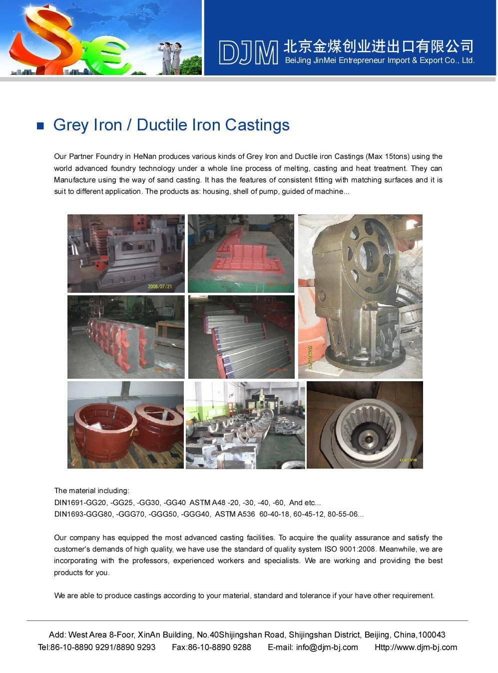 casting iron