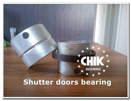 Shutter doors roller bearing 6100 china factory offered
