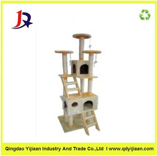 Low price cat scratching tree factory price list