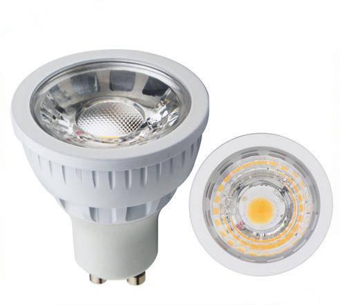 5W COB spot light lamp MR16/GU10 LED Spotlight