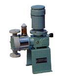 Hydraulic Double Diaphragm Metering Pump (DHD Series)