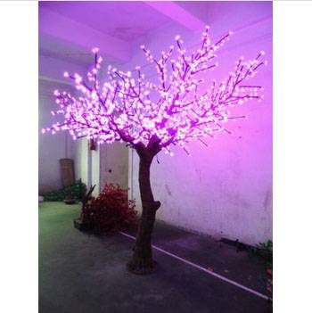 Artificial Trees with Led Lights