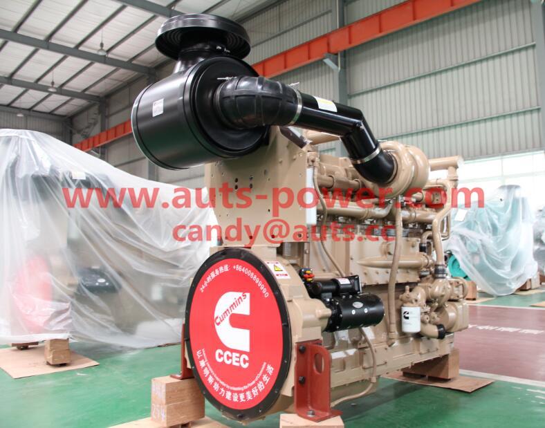 Cummins KTA19-P500 Diesel Engine for Pump/ KTA19-P Seriesl Engine