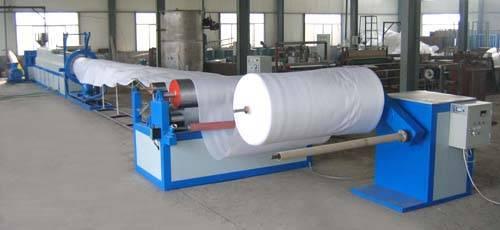 EPE foamed sheet/film production line