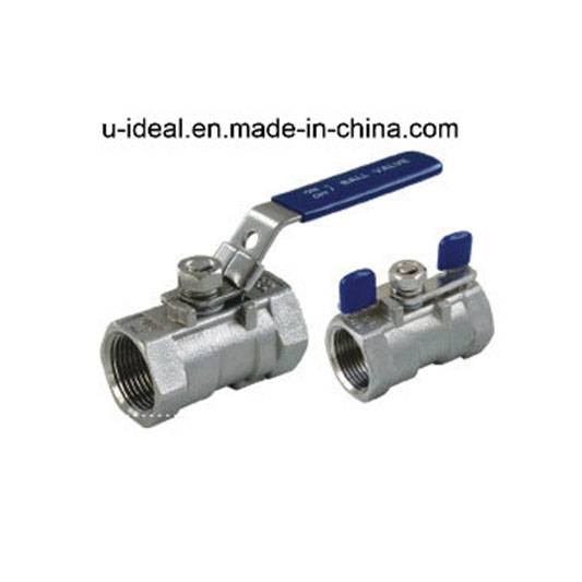 One PC Stainless Steel Ball Valve