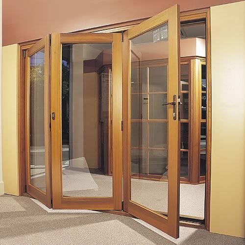 88 Series Aluminum-Clad Wood Door