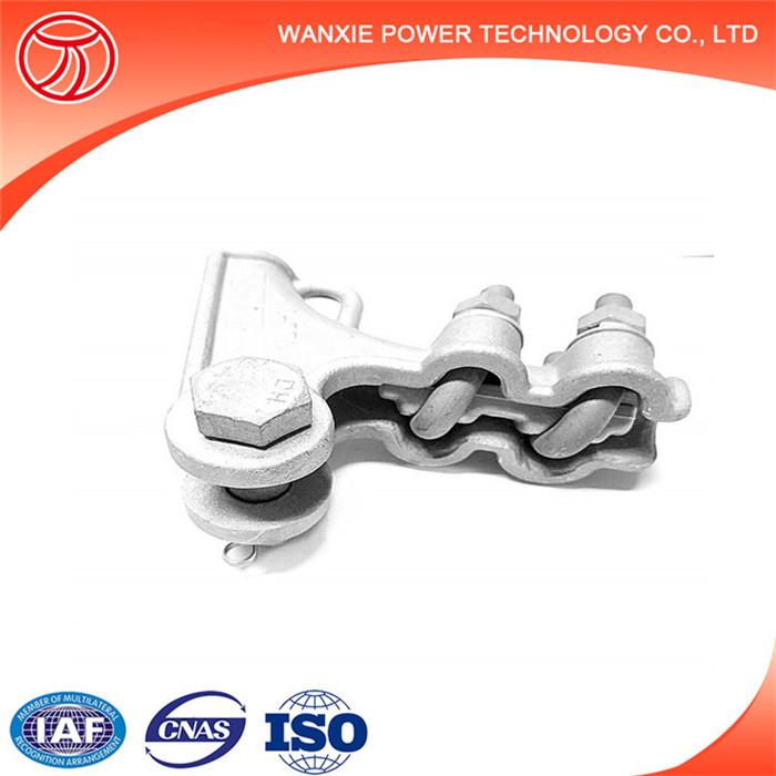 Wanxie NLL-1S gun type clamp aluminum alloy strain clamp aluminum wire clamp