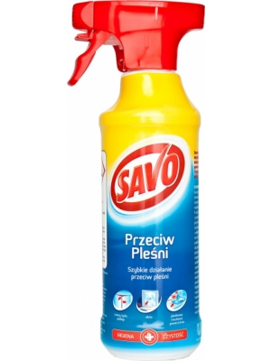 SAVO Mold Remover Spray 500ml