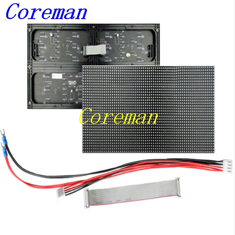 smd full color video led module 3535 3528 2121 for indoor outdoor led display p10 p8 p6 p5 p4 p3 p2