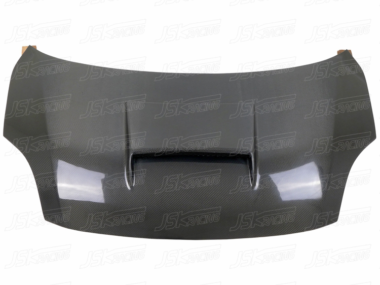 CARBON FIBER HOOD FOR 2005-2009 SUZUKI SWIFT