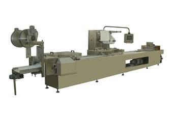 Thermo formers blister packaging machine (soft and hard)