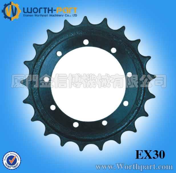 Hitachi parts EX30