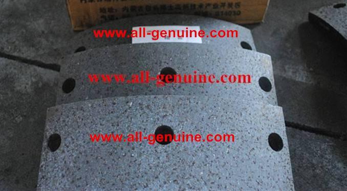 NHL TEREX TR50 TR60 TR100 TR35A 3305F dump truck Brake shoe 15306688