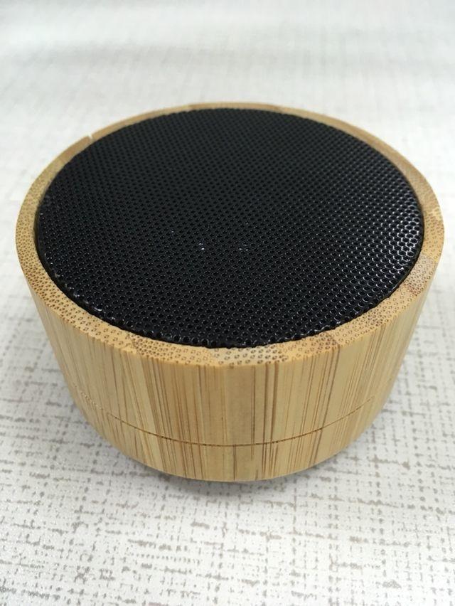 Bamboo Bluetooth Speaker A10 Mini Portable