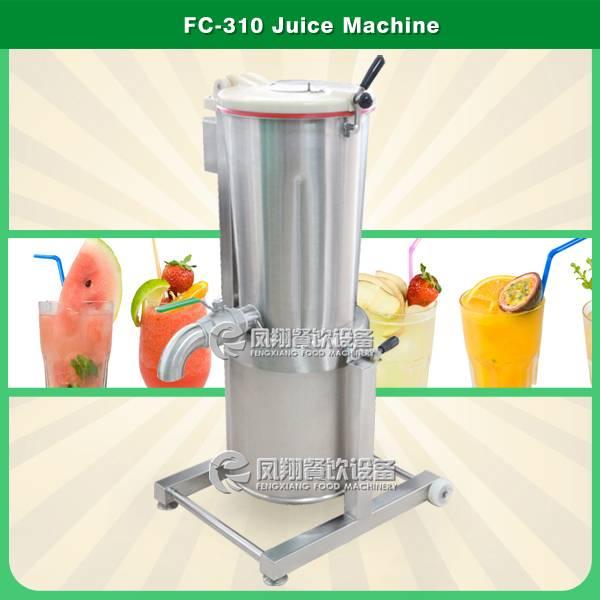 FC-310 carrot juice blending machine 30L