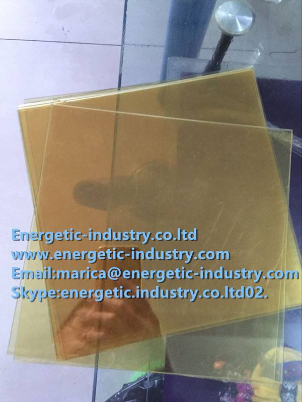 12''x12'' PEI sheet in 3mm thickness with protective film