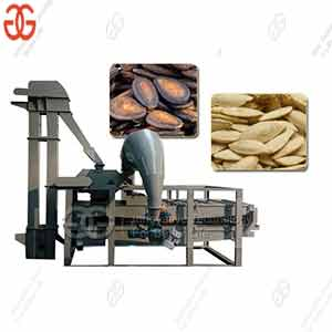 Full-Automatic Multi-functional Pumpkin Seeds Shelling Machine Melon Seeds Dehuller Machine
