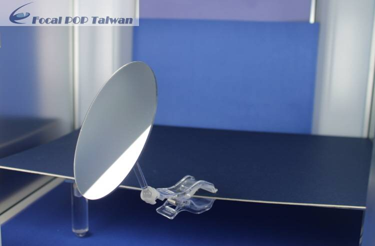plastic mirror for cosmetic shops
