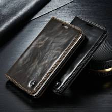 For Best quality Leather cell phone case for Samsung note Edge wallet cases and covers High Quality