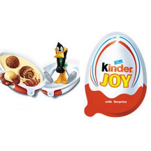 CONFECTIONERY CHOCOLATE KINDER JOY GOOD EXPORT PRICES
