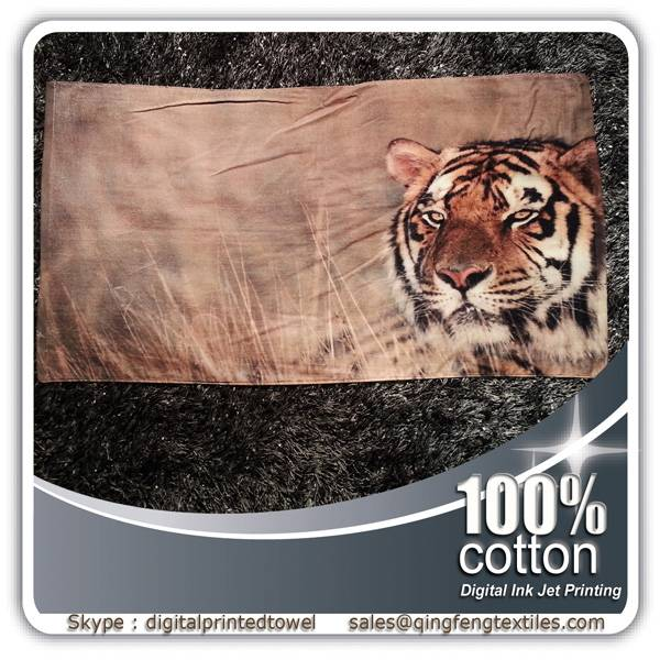 2015 hot sales personalized beach towels for adults