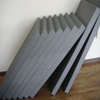 Graphite Polystyrene Plate