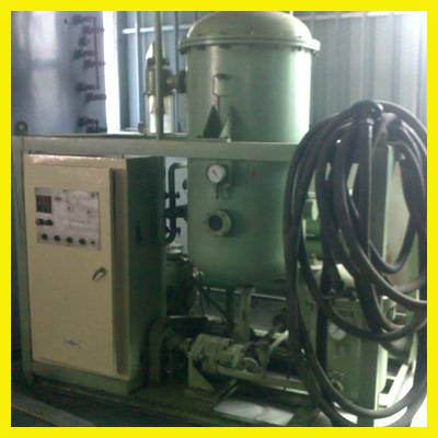 Lubricating Oil Recycling Purification System,Oil Cleaning Equipment