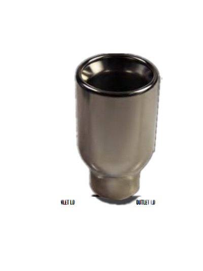 ST Performance Polish Exhaust Tip