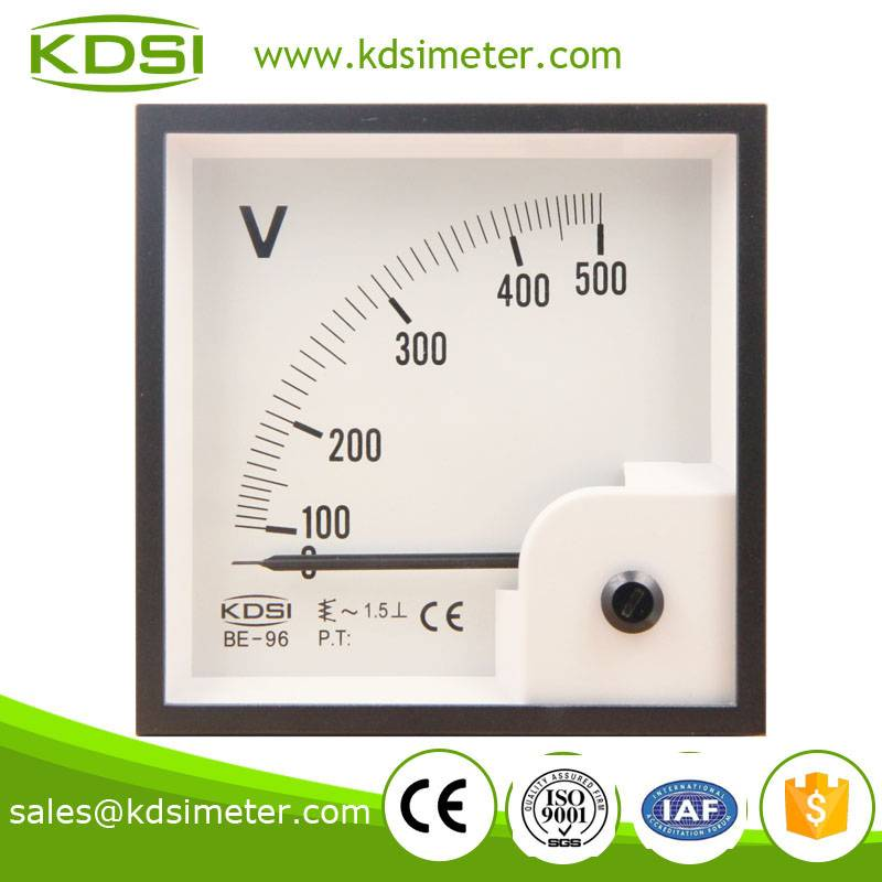 20 Year Top Manufacturer of CE,ISO passed  BE-96 AC300V display multimeter voltmeter