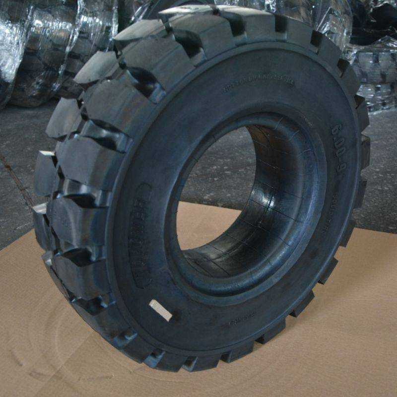 solid forklift tire 650-10,700x12,600-9,300-15,6.00-9/4.00