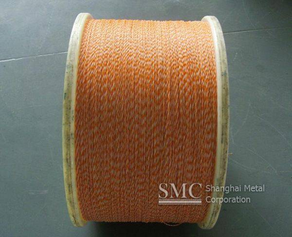 Fiber Glass Aluminum Wire