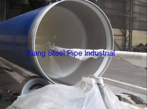 Coating Steel Pipe, 3PE Anti-corrosion pipe, Coated steel pipe, FBE External Coating, Liquid Epoxy I