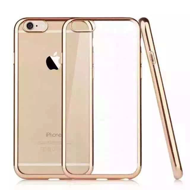 electro plating mobile phone cover case for Apple iphone 6 6plus 6s plus 4.7 inch 5.5 inches