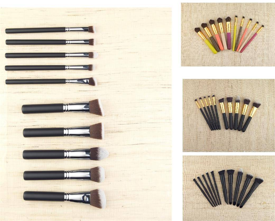 Hot sales Makeup Brush Set Professional Makeup Brushes Premium Cosmetic Makeup Brush Set Synthetic