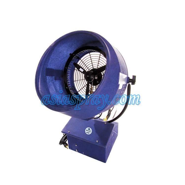 Deeri Pedestal portable misting industrial water spray fan